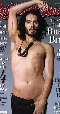 russell brand naked nude cock penis